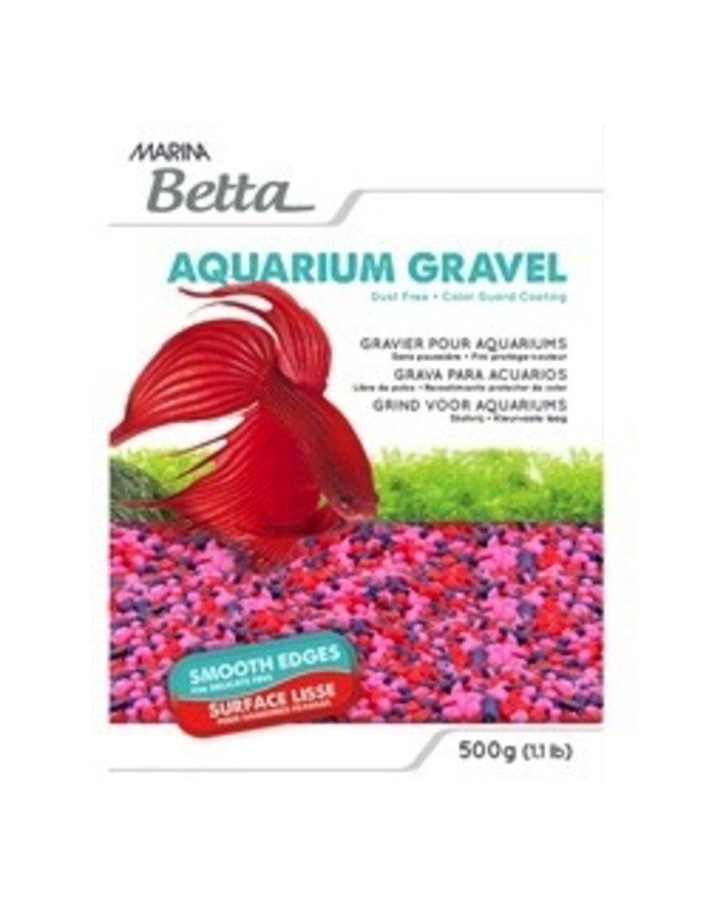 Aquaria Marina Betta Gravel - Jelly Bean - 500 g