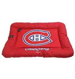 Dog & cat (W) NHL Bed - Montreal Canadiens - 37""
