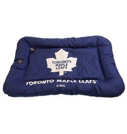 "Dog & cat (W) NHL Bed - Toronto Maple Leafs - 37"""