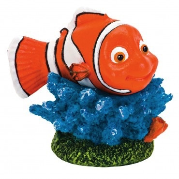 Aquaria Finding Dory Nemo on Coral - Mini