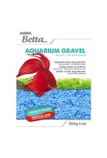 Aquaria Marina Betta Gravel - Surf - 500 g (1.1 lb)