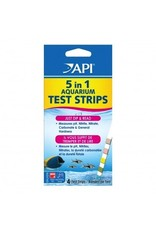 Aquaria (W) 5 in 1 Aquarium Test Strips - 4 pk