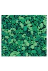 Aquaria (P) Spectrastone Gravel - Lake Green - 25 lb