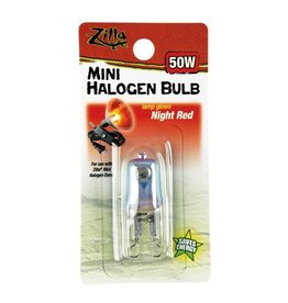 Reptiles Mini Halogen Bulb - Night Red - 50 W