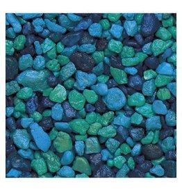 Aquaria Spectrastone Gravel - Blue Jean - 25 lb