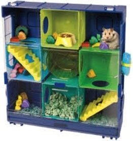 Small Animal (D) Critter Universe Wall Unit