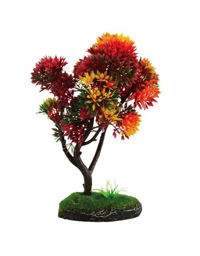 "Aquaria (W) Bonsai Green Tree - 7"""