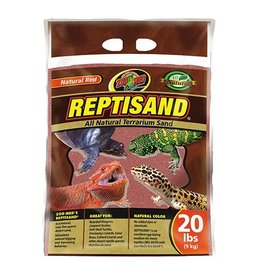 Reptiles (W) ReptiSand - Natural Red - 20 lb