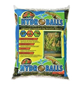 Reptiles HydroBalls Lightweight Expanded Clay Terrarium Substrate - 2.5 lb