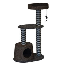 Dog & cat Cat Tree Scratcher - Bi-Level - 37.75""