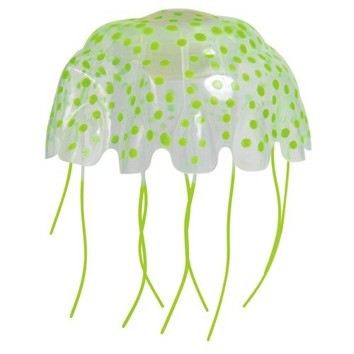 Aquaria Free-Floating Action Jellyfish - Green