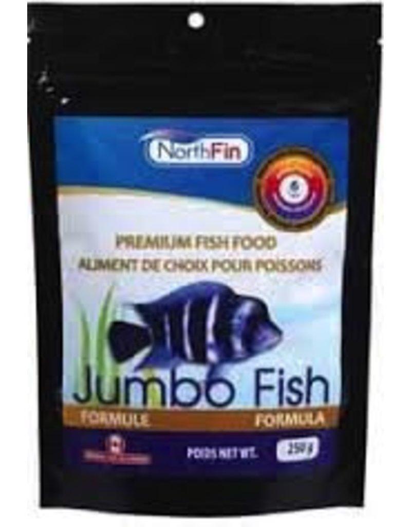 Aquaria NF Jumbo Formula - 6 mm Sinking Pellets - 250 g