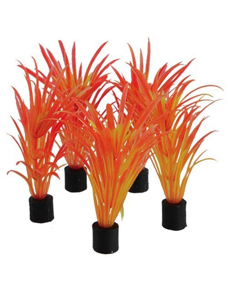 "Aquaria Mini Plant - Sea Grass - 3.25"" - 5 pk"