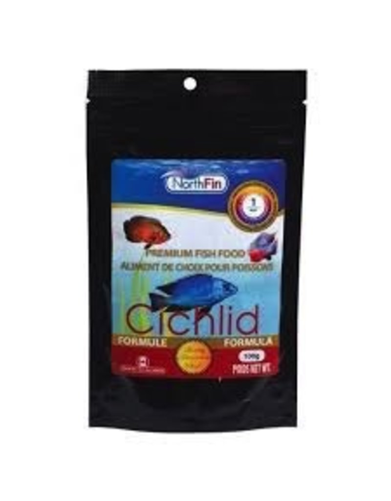Aquaria Cichlid Formula - 1 mm Sinking Pellets - 100 g