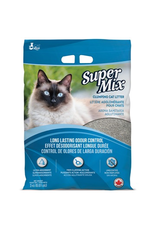 Dog & cat Cat Love Super Mix Unscented Clumping Cat Litter - 3 kg (6.6 lbs)