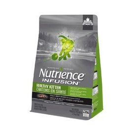 Dog & cat Nutrience Infusion, Healthy Kitten, Chicken, 2.27kg