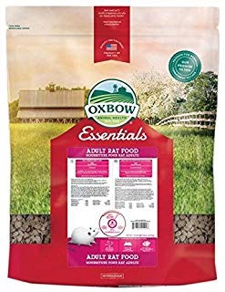 Small Animal (W) Oxbow Essentials Regal Rat Food 20lb