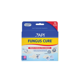 Aquaria (D) AP FUNGUS CURE POWDER PACKETS
