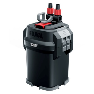 Aquaria (W) Fluval 107 Performance Canister Filter, up to 130 L (30 US gal)