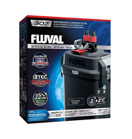 Aquaria Fluval 307 Performance Canister Filter, up to 330 L (70 US gal)