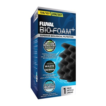 Aquaria (W) Fluval Bio-Foam - 1-pack