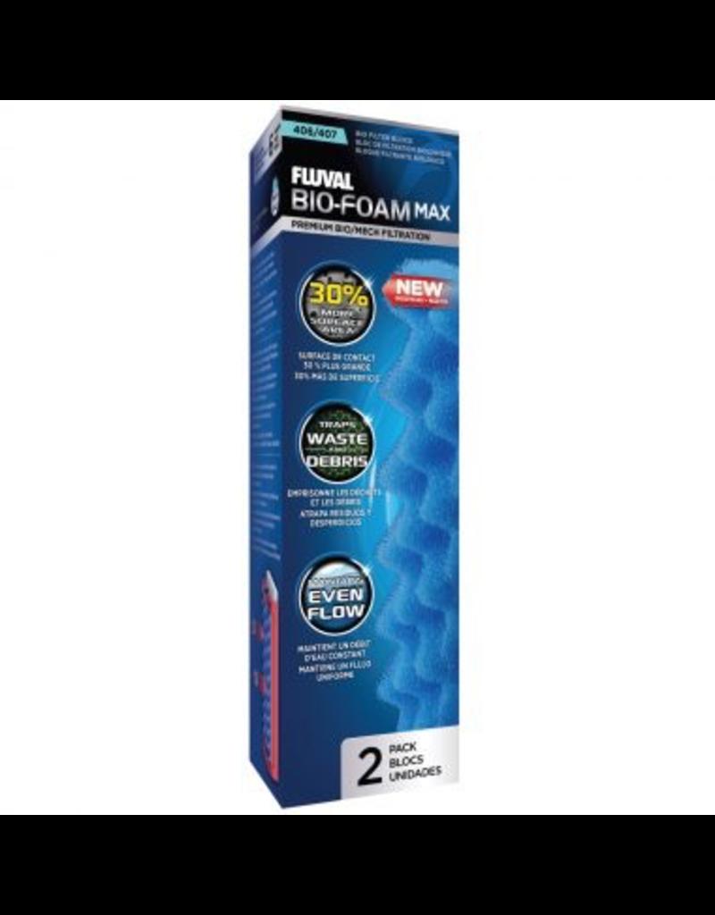 Aquaria (W) FL 407/406 BioFoam MAX,2pc