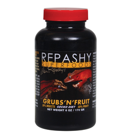 Reptiles (W) Repashy Grubs 'N' Fruit Gecko Diet - 6 oz