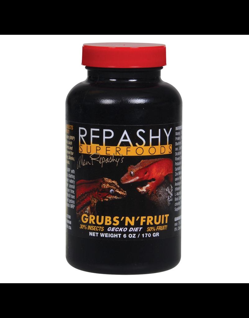 Reptiles (W) Repashy Grubs 'N' Fruit Gecko Diet - 6 oz