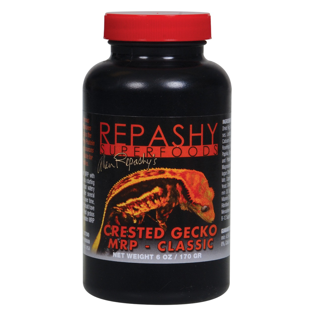Reptiles (W) Repashy Crested Gecko MRP Classic Diet - 6 oz