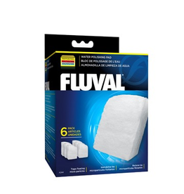 Aquaria (W) Fluval Polishing Pad for 304/305/306 and 404/405/406 - 6 pieces