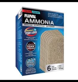 Aquaria (W) FL 306/406, 307/407 Ammonia Remover Pad, 6pcs