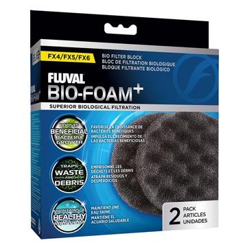 Aquaria (W) FL FX4/FX5/FX6 Bio-Foam Plus Filter Pads- 2 pack
