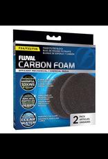 Aquaria (W) FL FX4/FX5/FX6 Carbon Foam Pads - 2 pack