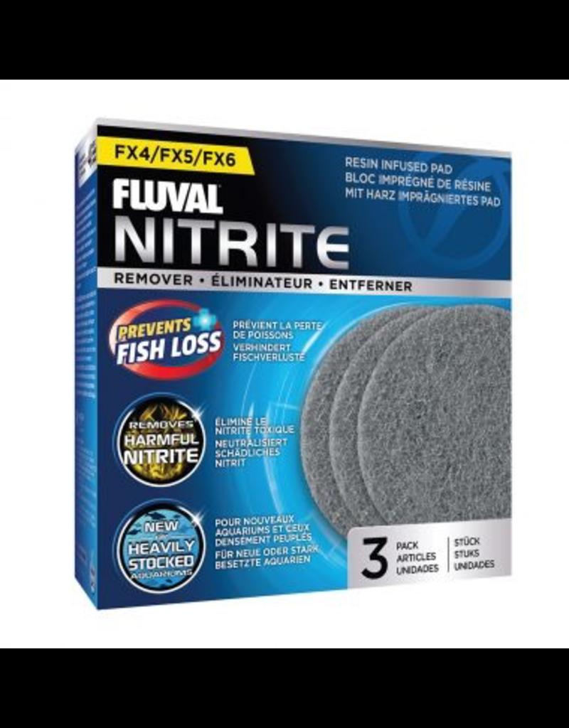 Aquaria (W) FL FX4/FX5/FX6 Nitrite Remover Pad, 3pcs