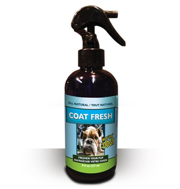 Dog & cat (W) COAT FRESH - All Natural Insect Repellent for Dogs