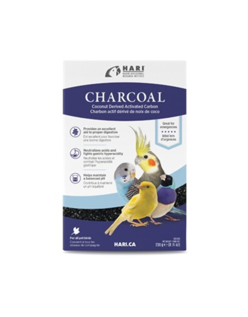 Bird HARI Charcoal - 230 g (8.11 oz)