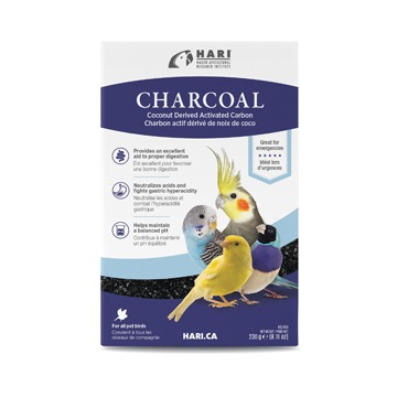 Bird HARI Charcoal - 230 g (8.11 oz)