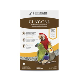 Bird HARI Clay-Cal Bentonite Clay Supplement for Birds - 575 g (1.27 lb)