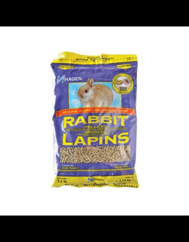 Small Animal (W) Hagen Rabbit Pellets - 1.13 kg (2.5 lbs)
