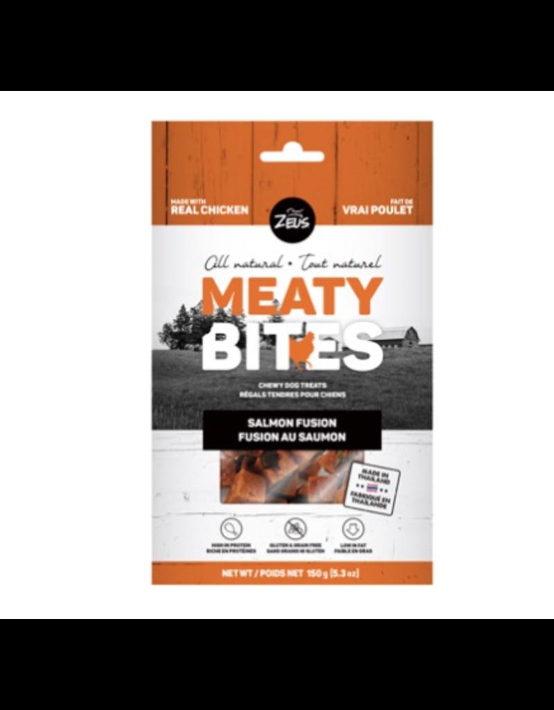 Aquaria Zeus Meaty Bites, Salmon Fusion, 150 g