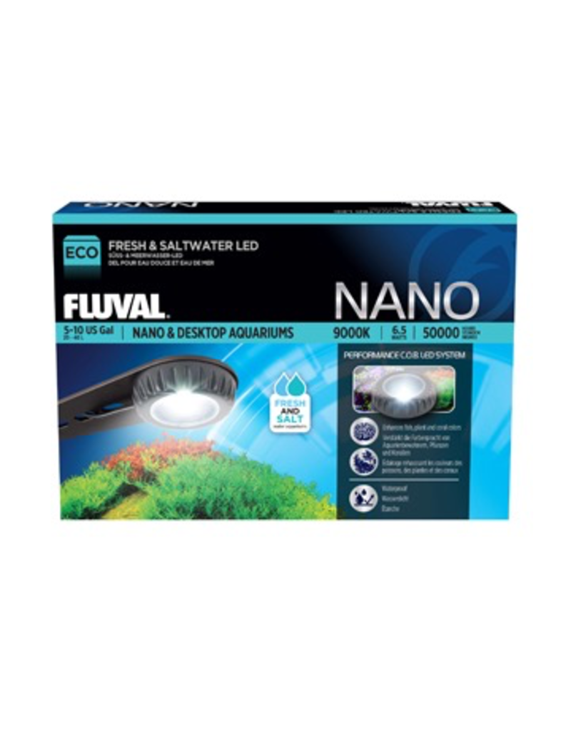 Aquaria (D) Fluval Sea Nano LED 9000K