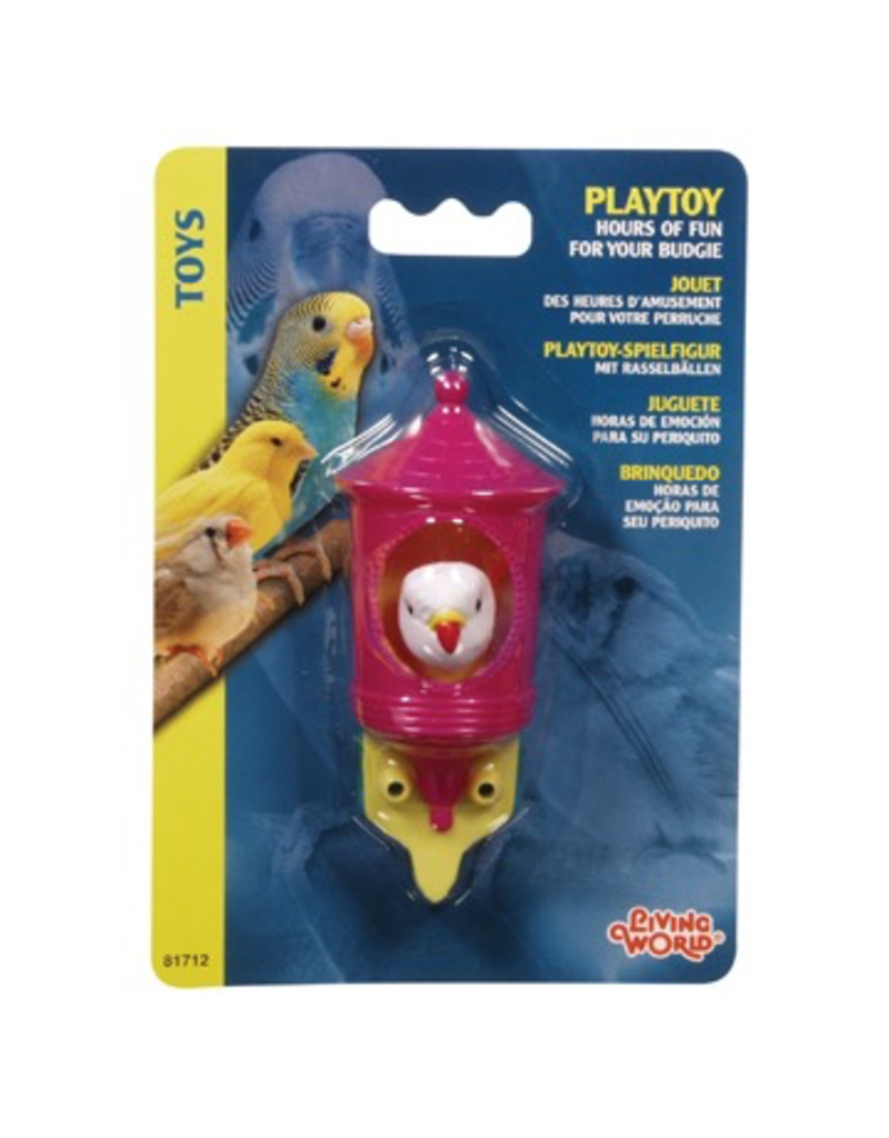 Bird (D) Living World Classic Play Toy