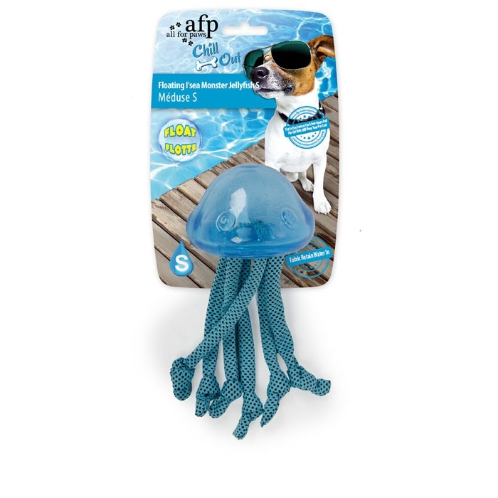 Dog & cat (D) Floating I'sea Monster Jelly Fish