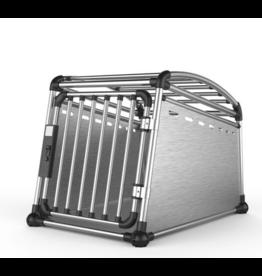 Dog & cat (D) AFP Travel Dog - Aluminium Travel Crate – Small 19 x 23 x 25 in