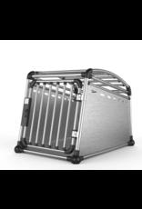 Dog & cat (D) AFP – Travel Dog - Aluminium Travel Crate – Large - 25 x 27 x 35 in