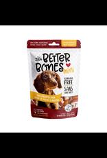 Dog & cat Zeus Better Bones - BBQ Chicken Flavor - Chicken-Wrapped Mini Bones - 12 pack