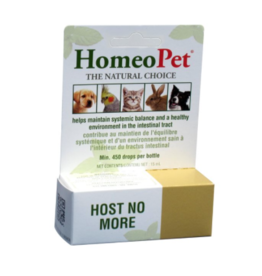 Dog & cat Homeopet Host No More 15ml