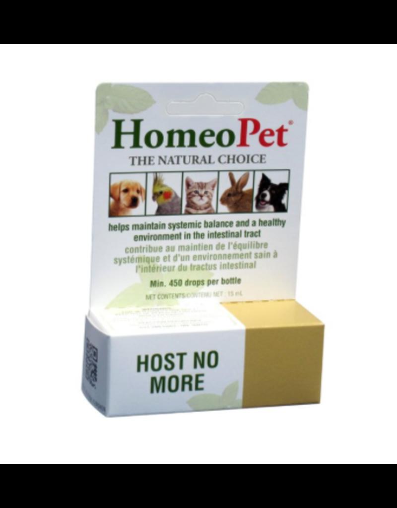 Dog & cat Homeopet Host No More 15ml