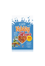 Dog & cat Catit Nibbly Wraps Chicken and Fish Recipe - 30 g (1 oz)