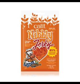 Dog & cat Catit Nibbly Jerky Chicken Recipe - 30 g (1 oz)